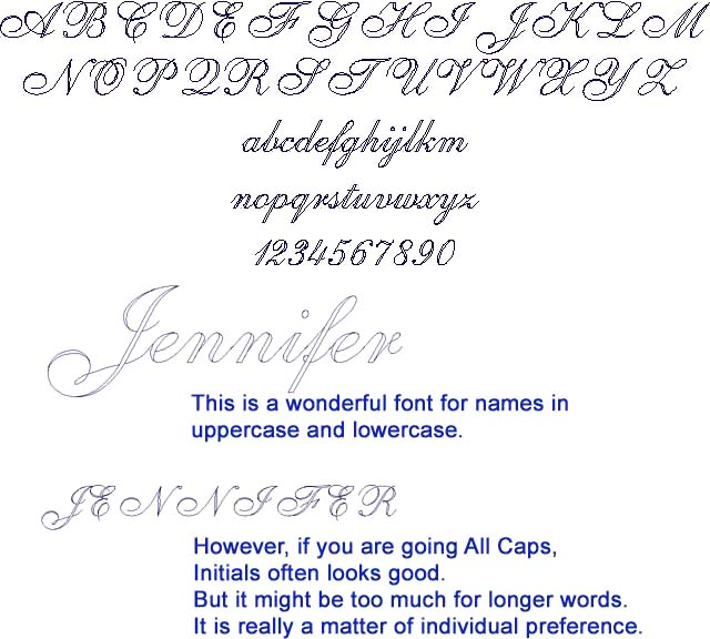 Calligraphy fancy cursive fonts tattoo generator free grade