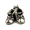 baby shoes wedding cake charms