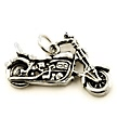 motorcycle wedding cake charms