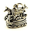 noahs ark wedding cake charms