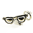 sunglasses wedding cake charms