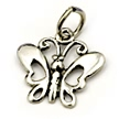 butterfly wedding cake charms