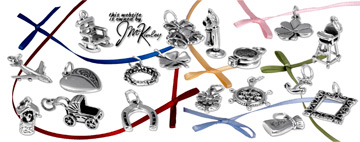 wedding cake charm sets